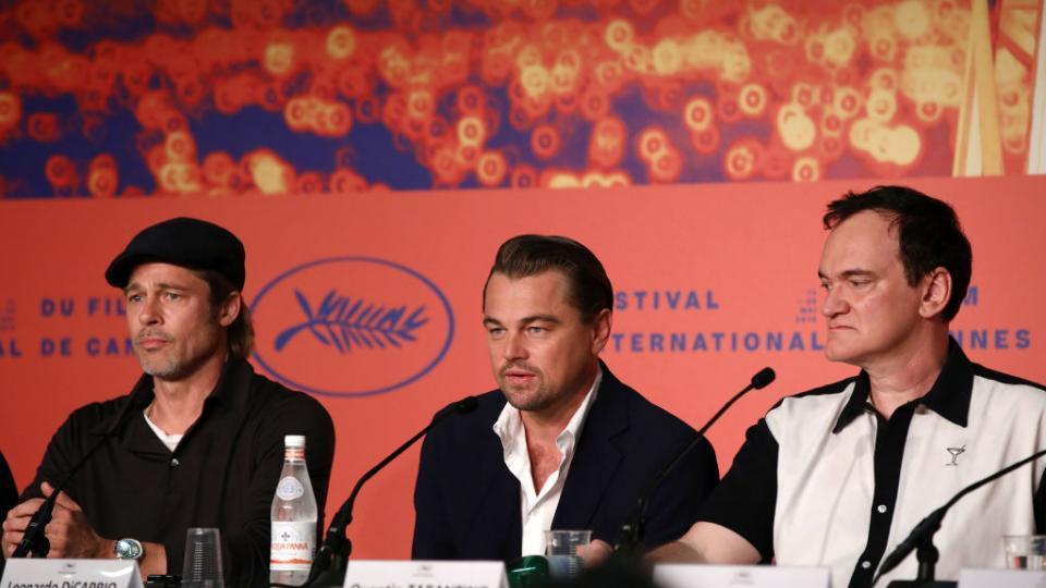 """Тарантино наложил драконови мерки за снимките на """"Имало едно време в Холивуд"""""""