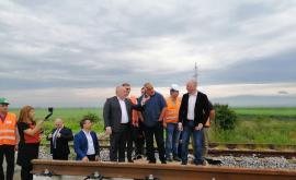 Борисов инспектира жп отсечки, качи се на влак