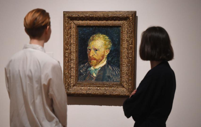 <p><strong>Винсент Ван Гог</strong></p>  <p>По времето на Ван Гог много от художниците са пиели абсент. Дали&nbsp;заради тази напитка, или не, художникът е страдал от депресия и вероятно биполярно разстройство. Често е имал халюцинации и една от версиите е, че са е самоубил именно заради тях.</p>