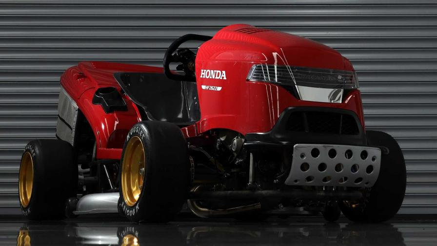 Косачката на Honda пак в Книгата на рекордите Гинес