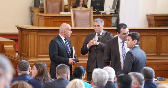 България На първо четене: Партийната субсидия става 1 лев Делян