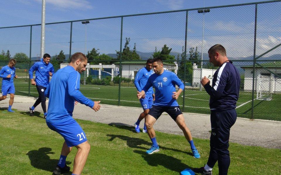 Тимът на АРДА подписа двугодишен договор с младежкия националАлександър Георгиев.