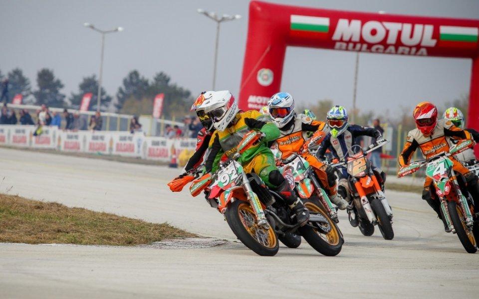 Много силен мотоциклетен уикенд се задава в Плевен