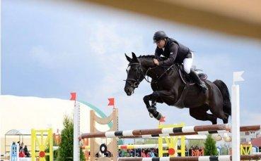 България с 4-о място на ЕП по конен спорт