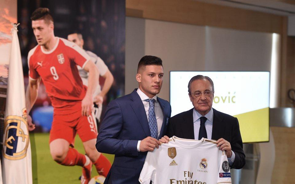 Една от най-скъпите покупки на Реал пак се контузи