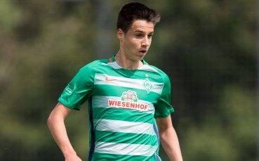 Илия Груев-младши подписал с Вердер за четири сезона