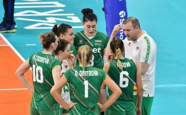 България с 14-о поражение в Лигата на нациите
