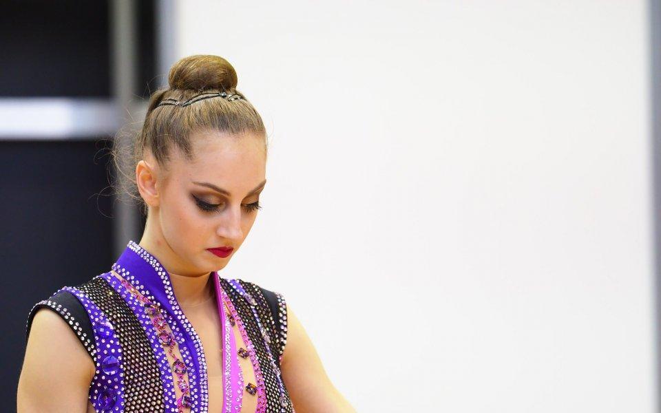 Боряна Калейн 6-а в многобоя на Световната купа в Минск