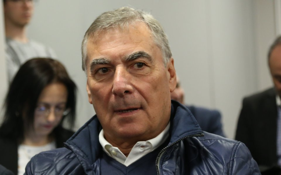 Селекционерът на националния отбор по волейбол при мъжете Силвано Пранди