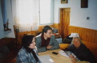 Сергей Медведев при Ванга