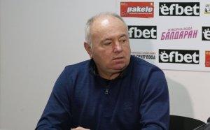 Чавдар Цветков: Срещу ЦСКА беше грабеж! Стойчо Стоилов от Лондон ли е?