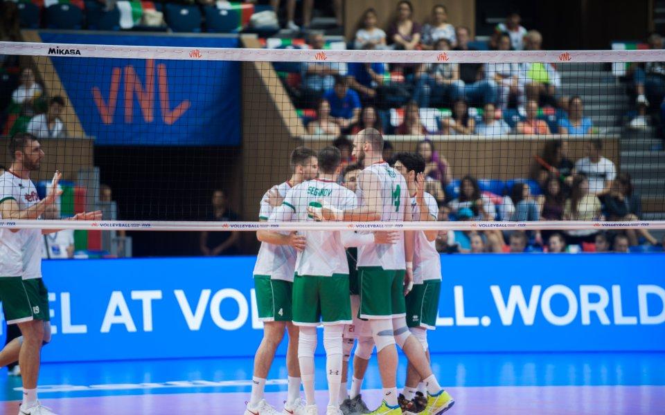 Националният ни отбор по волейбол стартира по перфектен начин мачовете
