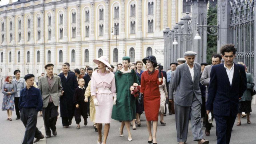 1959: Модели на