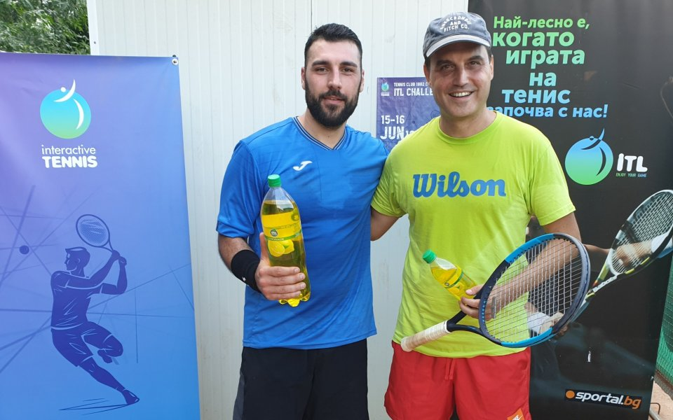 Михаил Иванов спечели първото издание на съботно-неделните турнири ITL Challenger.