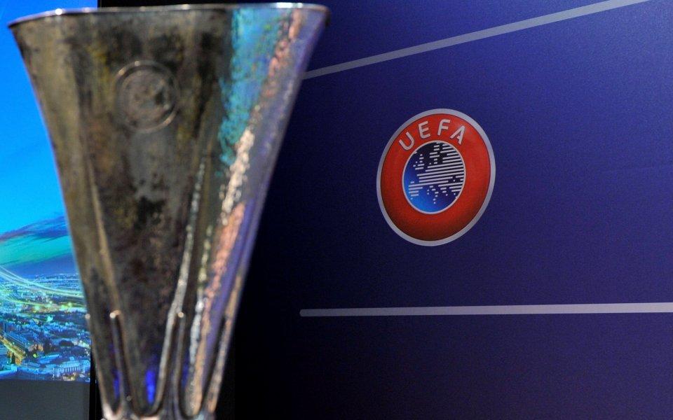 Тимът на ЦСКА ще научи съперника си в първи кръг