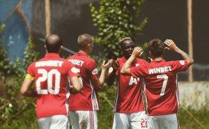 Три гола и три греди за ЦСКА срещу Прибрам, новите изпъкнаха