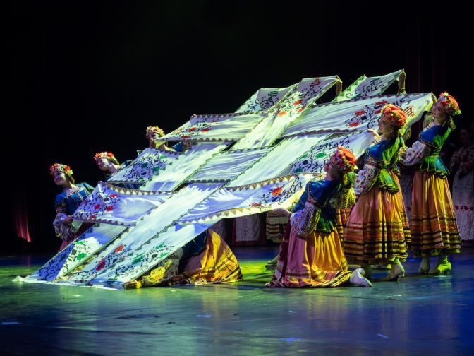 Кубански казашки хор София България Русия