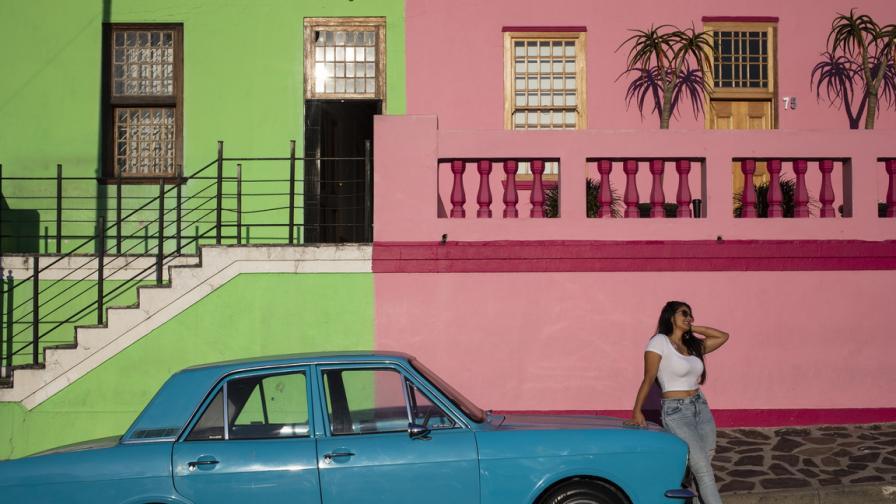 Бо-Каап – най-цветният квартал в Кейптаун