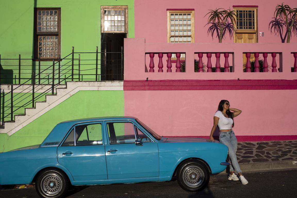 """Бо Каап, известен още под името """"Малайският квартал"""", се намира недалеч от централната част на Кейптаун."""