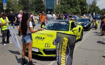 Шумен старт за българското рали за суперавтомобили