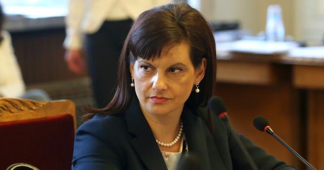 България Дариткова: БСП ни поканиха на пазарлък за субсидиите Лидерът