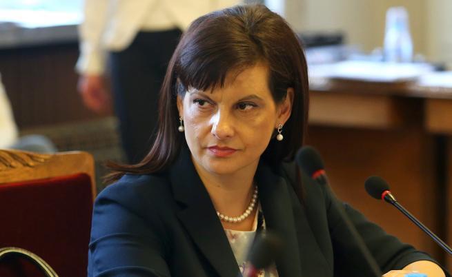 Дариткова: БСП ни поканиха на пазарлък за субсидиите