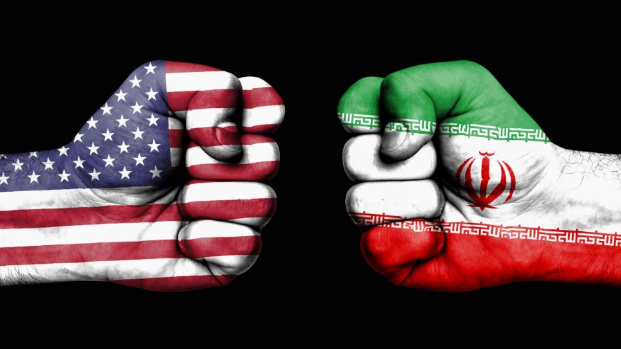 <p>Започва ли война? Иран свали дрон на САЩ</p>