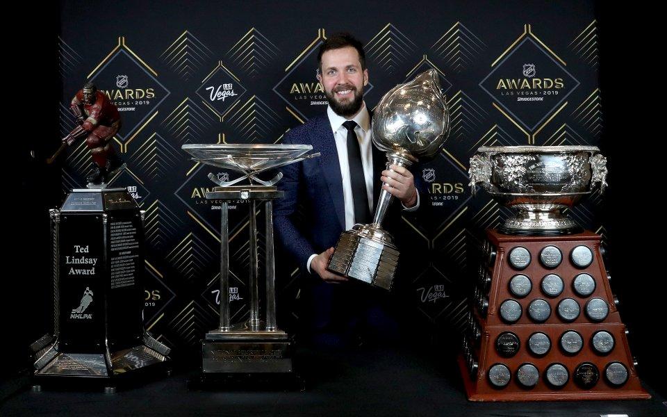Никита Кучеров: Купа Стенли остава най-важният трофей