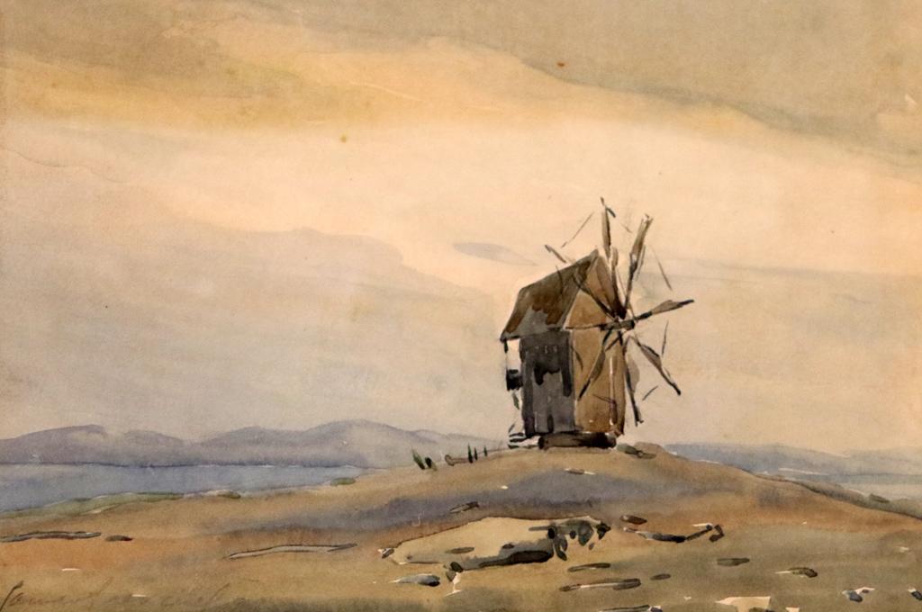 Вятърна мелница 1919г.