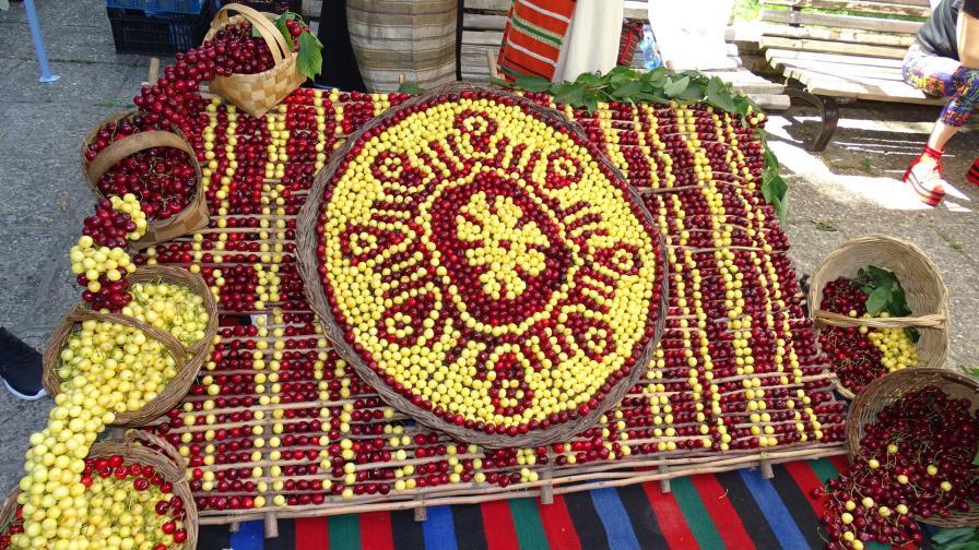 Празникът на черешата в Кюстендил