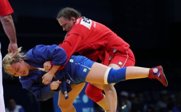 Мария Оряшкова мечтае за титла от Олимпиадата