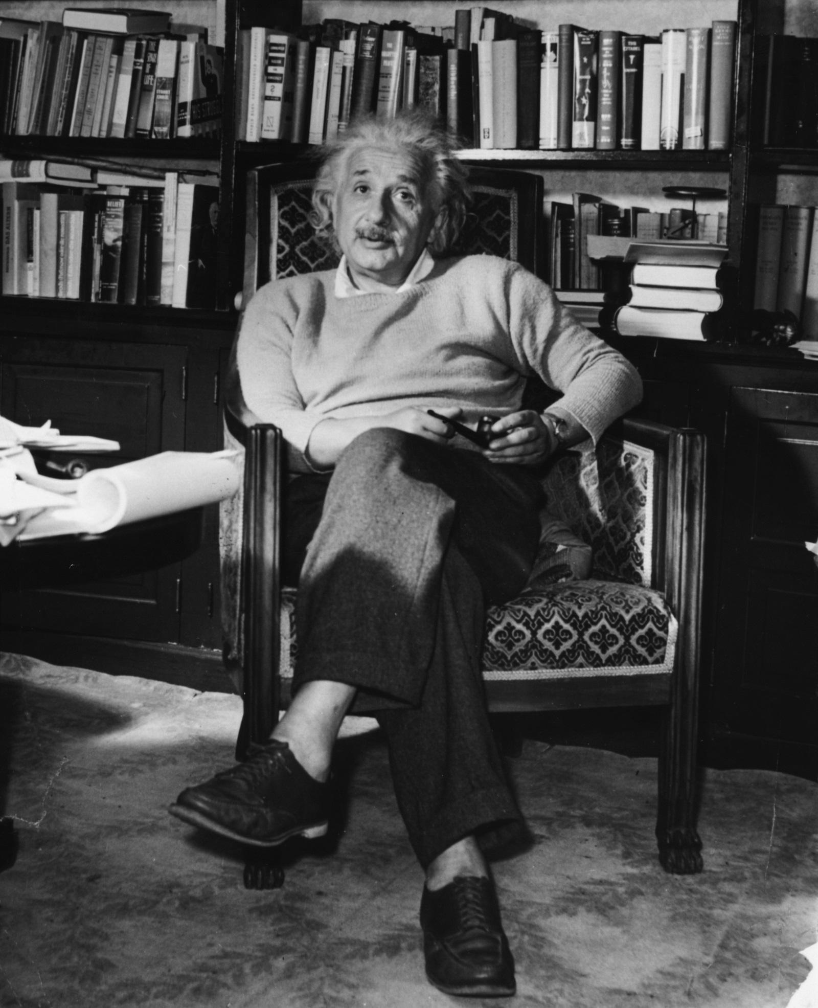 Алберт Айнщайн<br /> В последните си години Айнщайн се въздържал от яденето на месо, но през целия си живот е обожавал да яде паста.