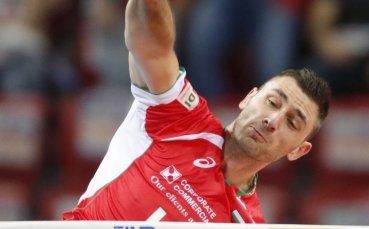 Цецо Соколов: Играхме нашия волейбол и показахме воля