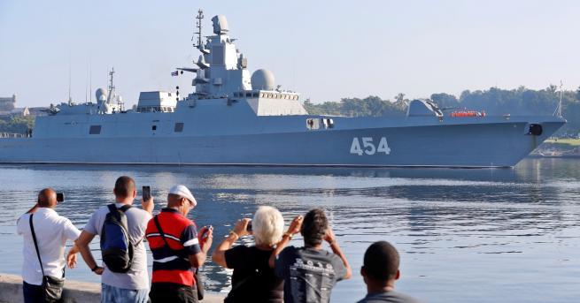 Свят Руски военни пристигнаха в Куба и Венцуела Точната причина