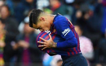 Арсенал се разбра с Коутиньо, но не и с Барселона