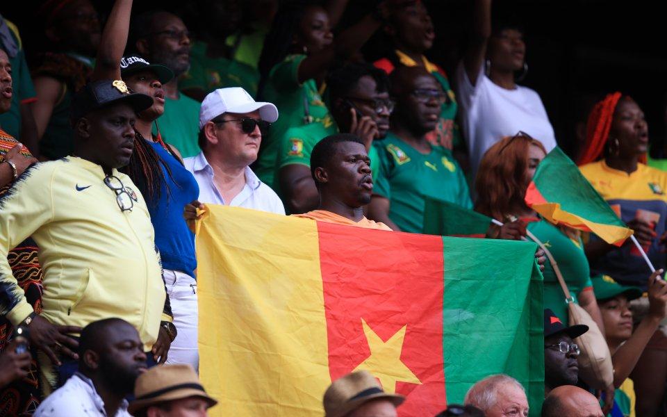 Камерун се справи с Гвинея при старта си за Купата на Африка