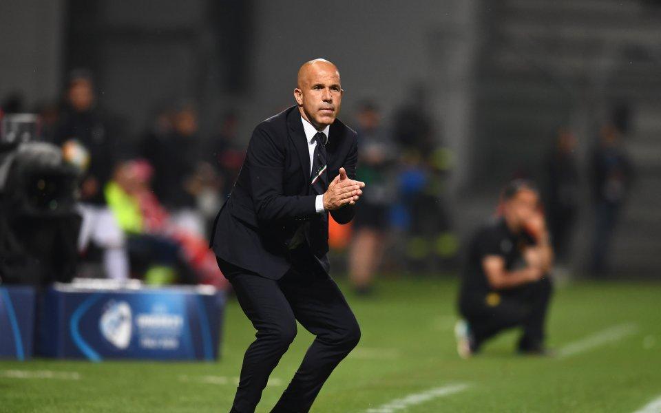 СПАЛ остана без треньор