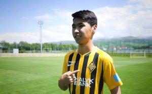 Казахстански гранд взе освободен от Левски