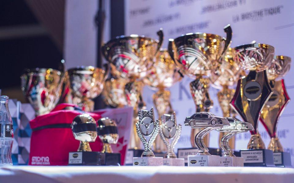 Кои са шампионите от Премиум Рали София – Свети Влас 2019?