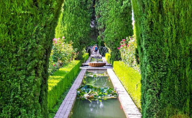 Приказно красиви градини, които ще спрат дъха ви