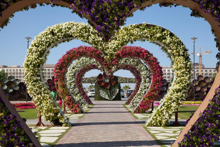 Градина на чудесата - Дубай, ОАЕ