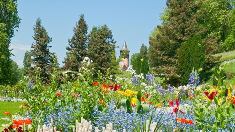 Приказно красиви градини, които ще спрат...