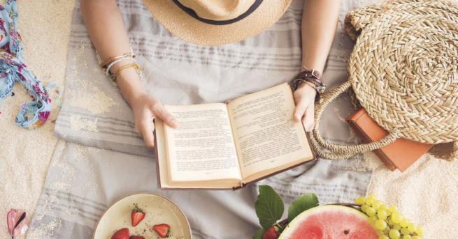 Книгите са нашите малки вълшебни светове, в които се губим
