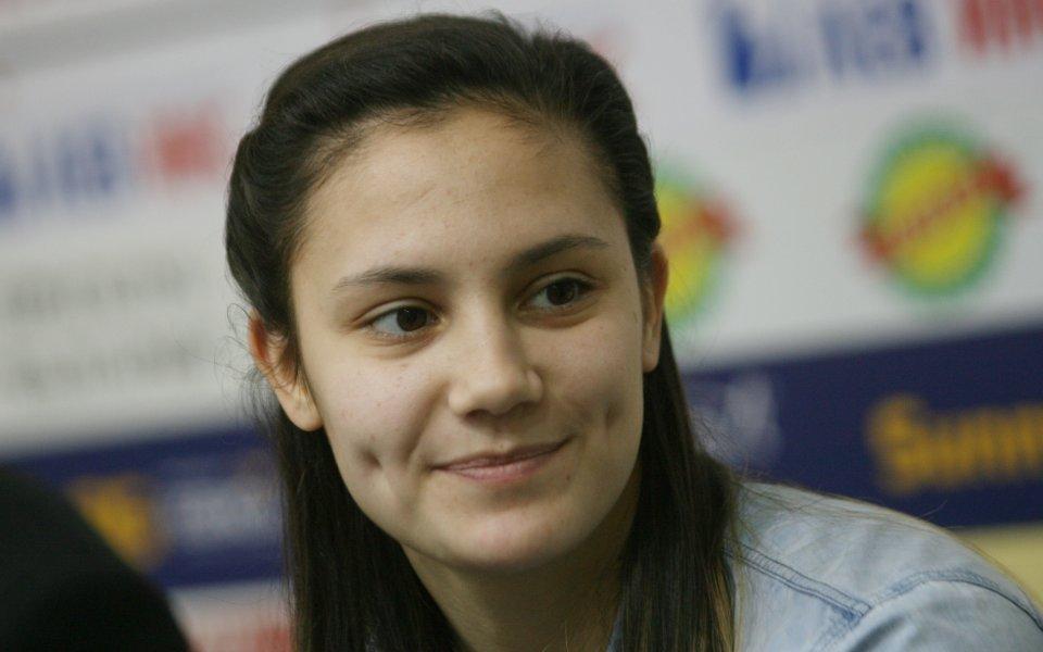 Треньорът на Ивет Горанова: Много искам да вземе медал в Минск