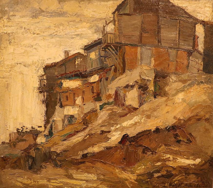 Марио Жеков (1898 – 1955) Созопол, 30-те г. на ХХ в.