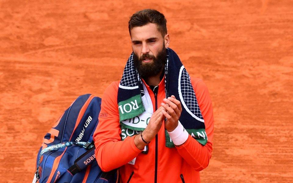 Беноа Пер отпадна от тенис турнира в Анталия след загуба