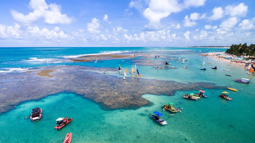 Бразилските плажове, за които си мечтаете