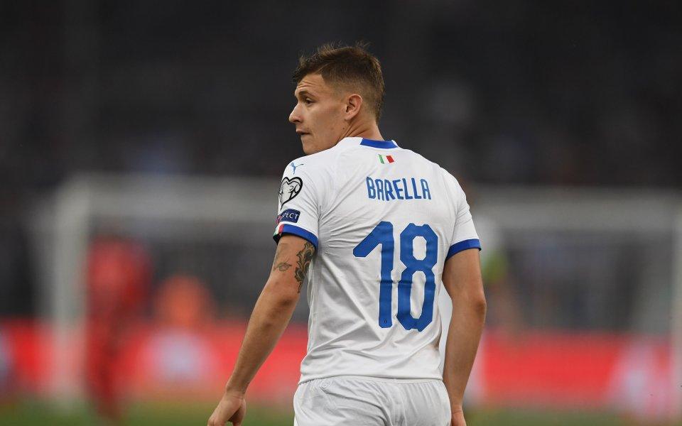 Отборът на Рома влиза в трансферна битка с Интер за