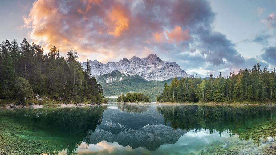 Алпите - приказната планина на Европа