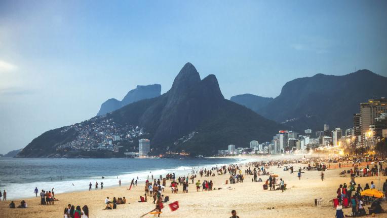 Бразилските плажове на мечтите ни